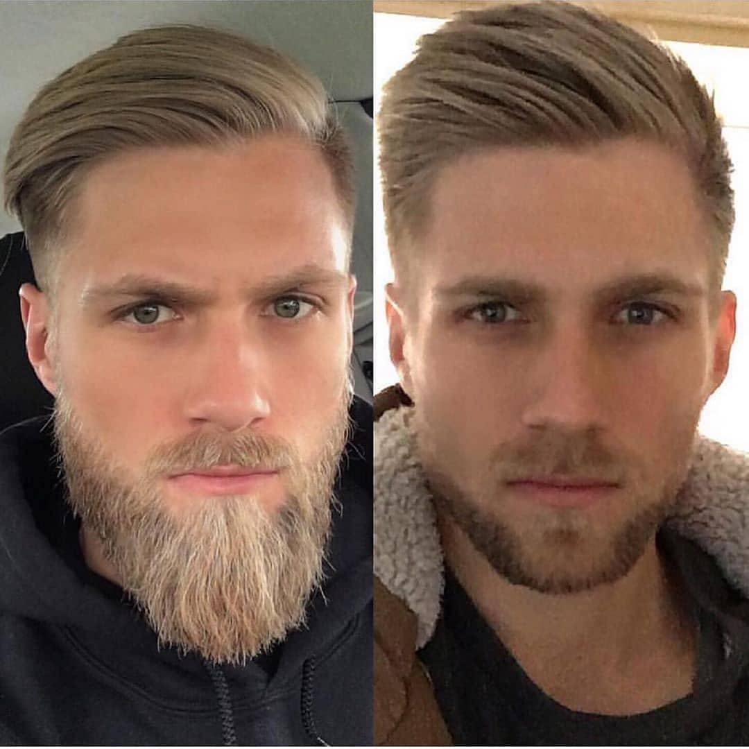 men short hairstyle
