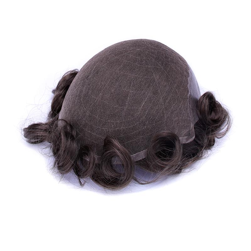 Sistema de pelo de encaje Ares