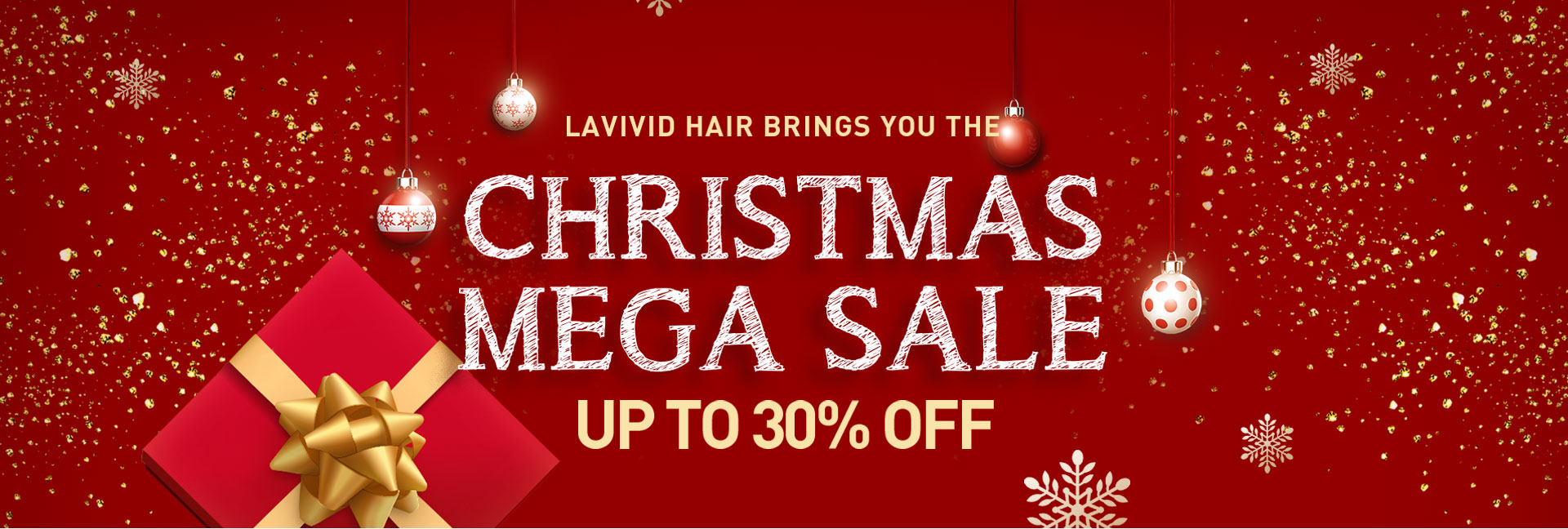 toupee sale christmas