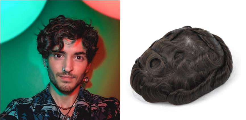 mirage toupee for men