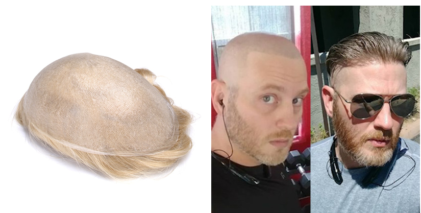 men's hair extension
