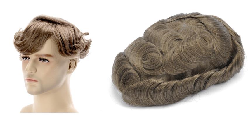 sistema de cabello para hombres