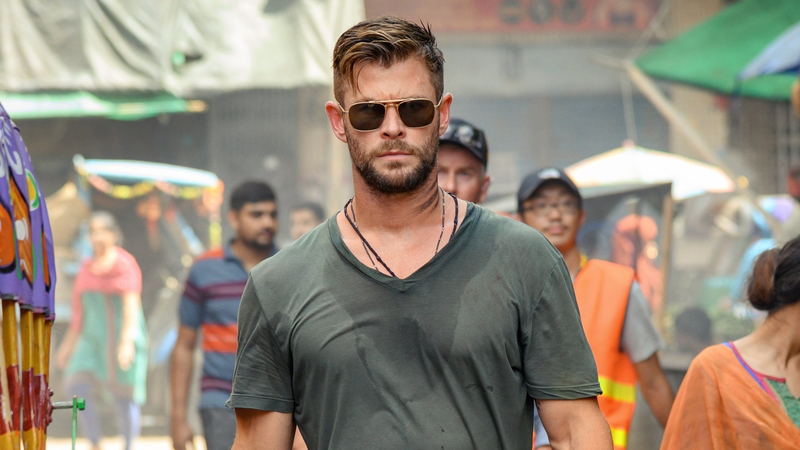 Haircut Like Chris Hemsworth In The Movie Extraction
