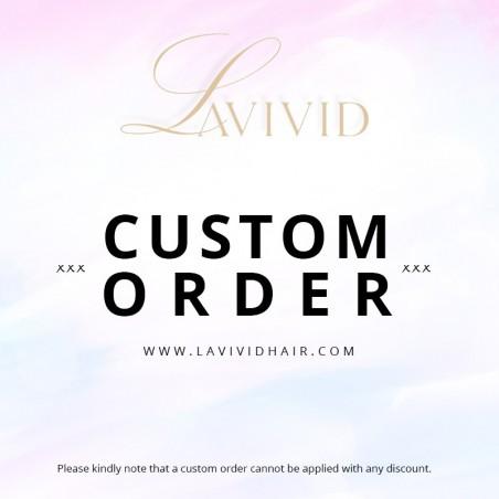 Custom Made Hair System