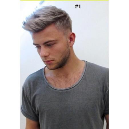 Customized Oceanus Hair System for Liam