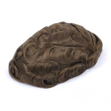 Versalite Men's Hair Pieces for Wedding | Fine Mono with PU Cutaways | Popular Style
