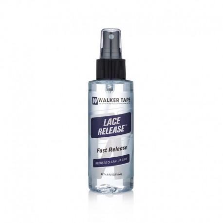 Lanzamiento de encaje de cinta Walker | Libere el enlace antes de eliminar el sistema capilar del cuero cabelludo