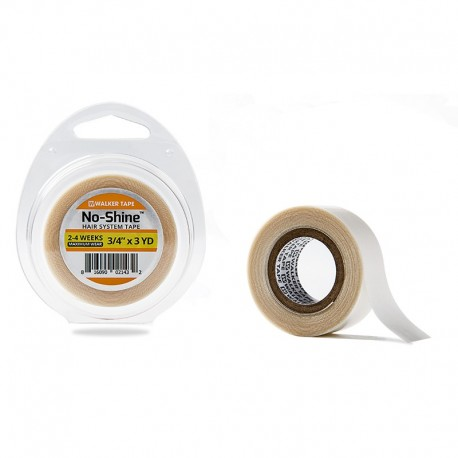 Adhesivo para peluquín sin brillo en rollo | Cinta adhesiva | 3 yardas
