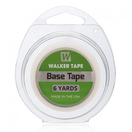 Cinta de base Walker en 1 '' x 6 yardas | Repare pequeñas lágrimas o agujeros en la base de su sistema capilar
