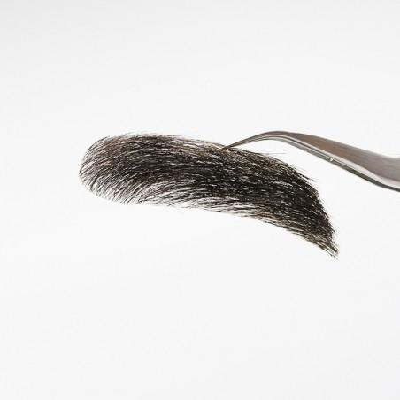 Men Eyebrow Wigs | Human Hair Glue On Fake Eyebrow for Men
