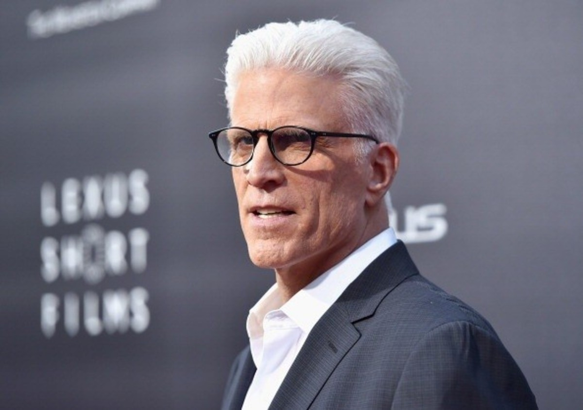 ted danson hairpiece