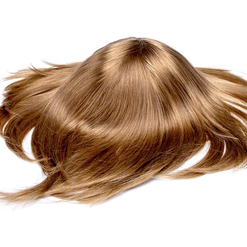 man bun toupee