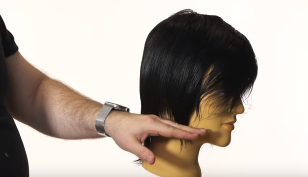 how to cut toupee