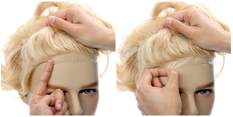 mirage toupee