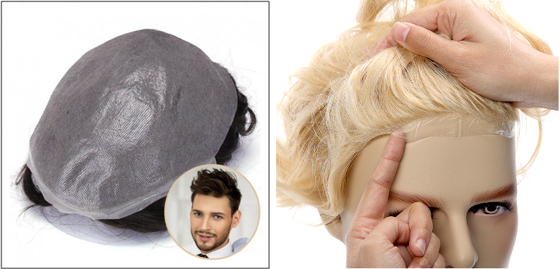 mirage toupee for men