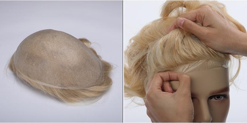 ultra thin toupee