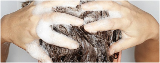wash your hair system